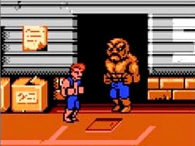 This Is The Videogame Character Abobo From The Nes Version Of
