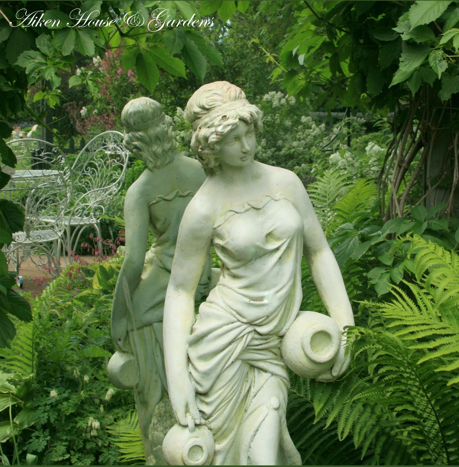 Find This Pin And More On Garden: Statues And Decorations By Reddahlias.