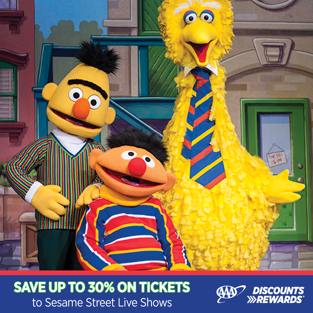 Use Your Aaa Discounts To Save Up To 30 On Tickets To