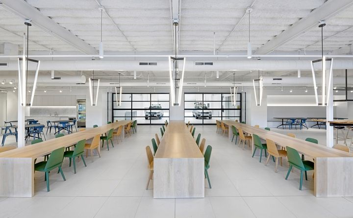 Uber Advanced Technologies Group Office By Assembly Design, Pittsburgh U2013  Pennsylvania » Retail Design Blog