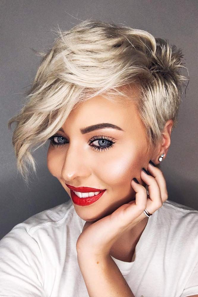 How To Tell If A Pixie Cut Will Suit You Pin On Hayrstiles