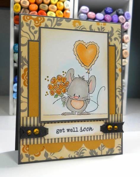 get well soon  card  cards handmade cards diy crafts