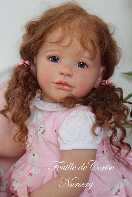 Sarah Reborn Toddler Fille Child Toddler Dolls