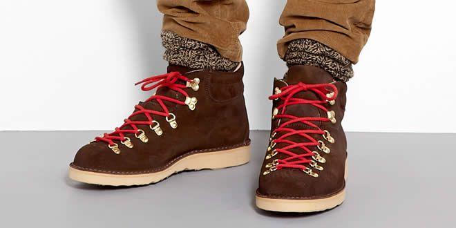 Fracap Scarponcini Mountain Boots