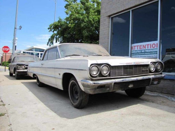 Bidding begins for much-antited Lambrecht Chevrolet de ...