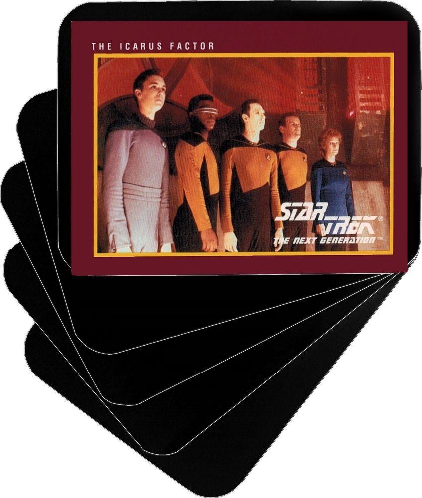 Divider cards section separators trading card black