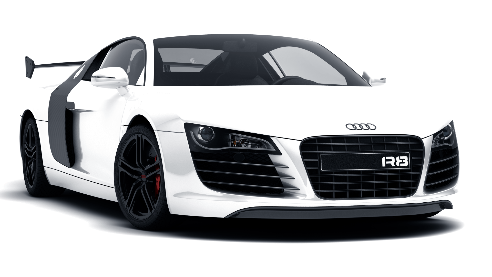 Cars Audi Roads R8 White V10 Wallpaper Allwallpaper In: Audi_r8_white_by_drcodec-d3kuj6h.png (1920×1080)