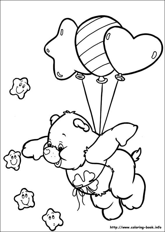 The Care Bears Are Multi Colored Characters Used Primarily On Greeting Cards Created In 1981 By American Greetings Corporation