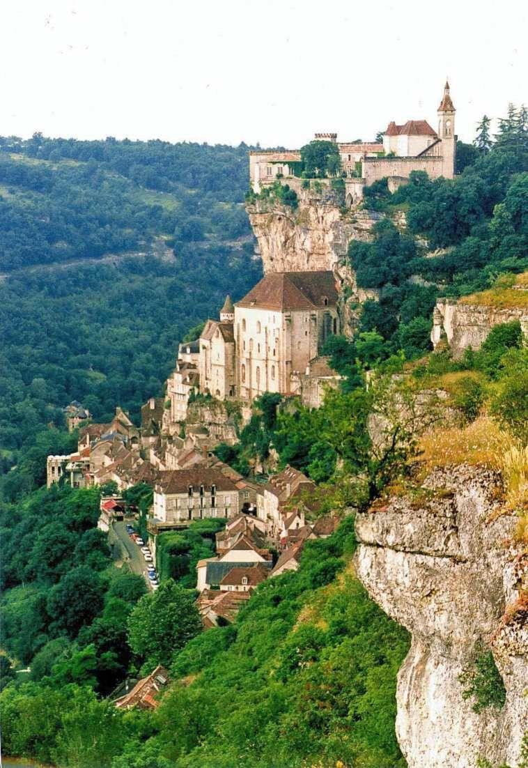 the famous dordogne village Vacation spots, Dream