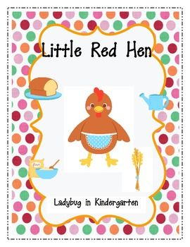 little red hen common core