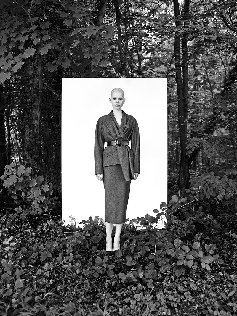 » Dior New Couture by Patrick Demarchelier