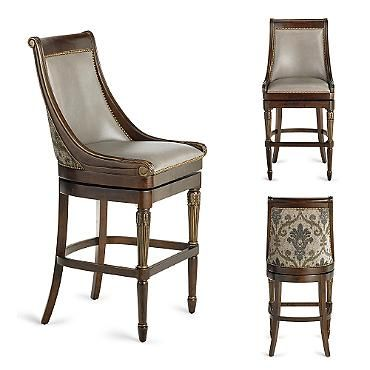 Kent Swivel Bar And Counter Stools Frontgate In 2020 Farmhouse