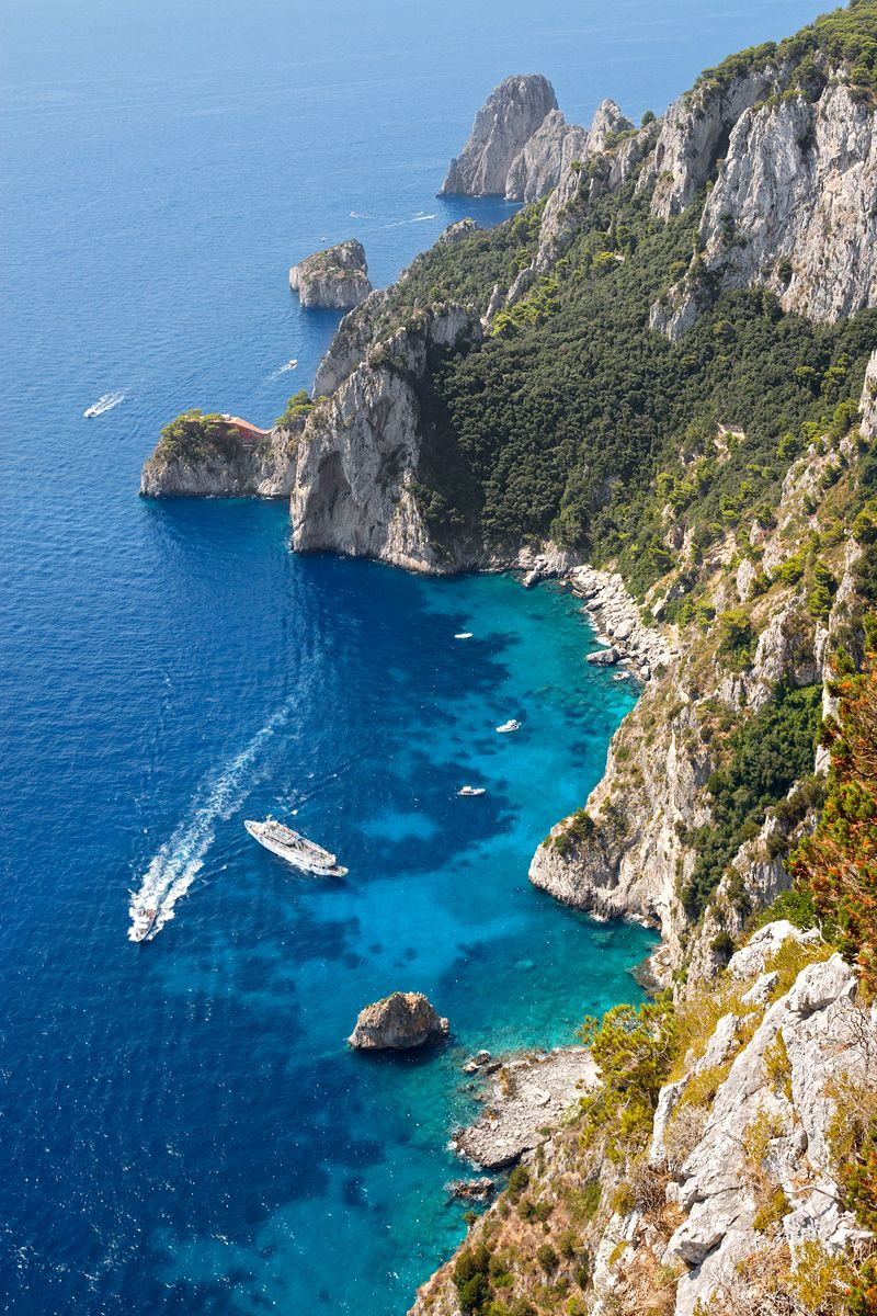 hands-down the most beautiful place I have ever been to- Capri, Italy.