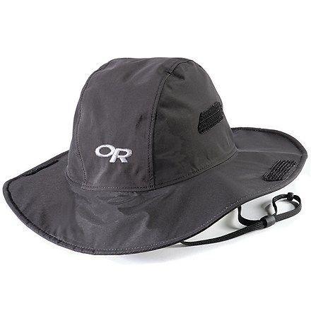 Outdoor Research Seattle Sombrero Black Black XL 4e47850e9ce