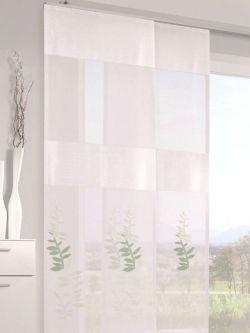 Trendige Flachenvorhange Fur Liebhaber Des Modernen Flachenvorhang Vorhange Sichtschutz Fenster
