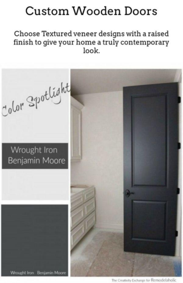 Hollow Interior Doors Solid Wood White Internal Doors Bedroom