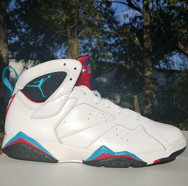 2011 Nike Air Jordan Retro VII 7