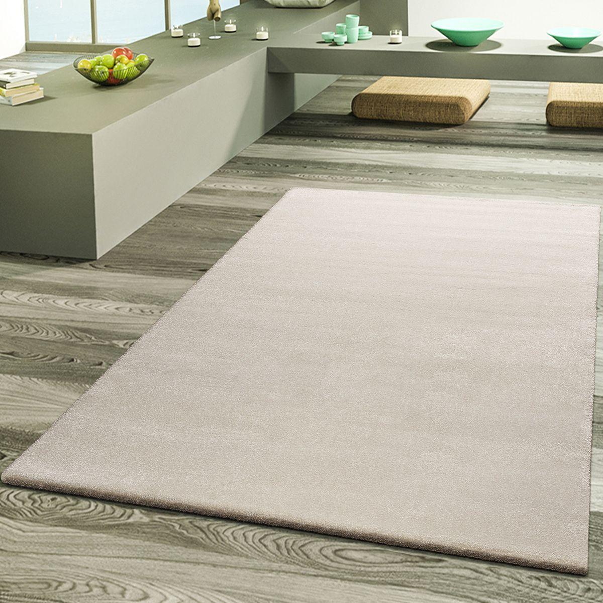 Teppich Wohnzimmer Designer Teppiche Hochwertig Frieze ...