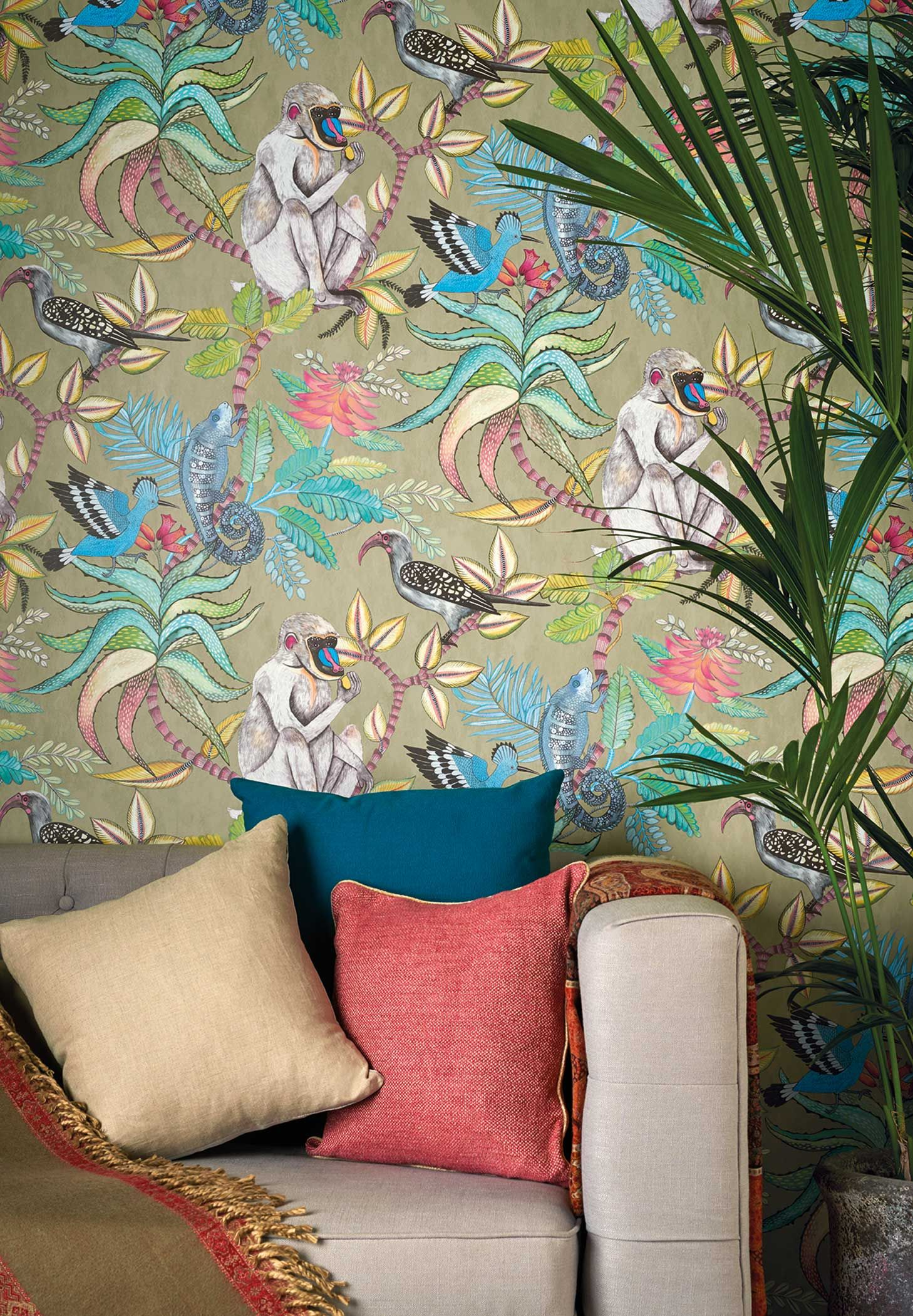 Amazing Botanical Wallpapers Cole And Son Wallpaper Lee Jofa