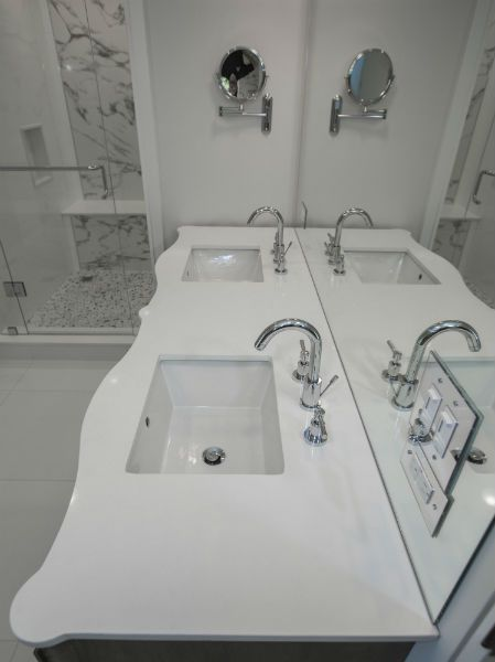 Toronto #Bathroom faucets from our Bridlepath project | Bathroom ...