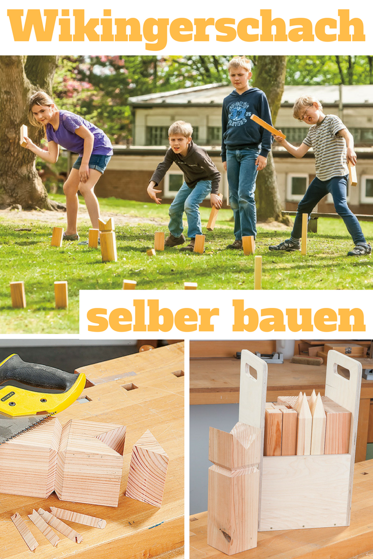 wikingerschach | kinder & hobby diy | pinterest | kids playing, diy