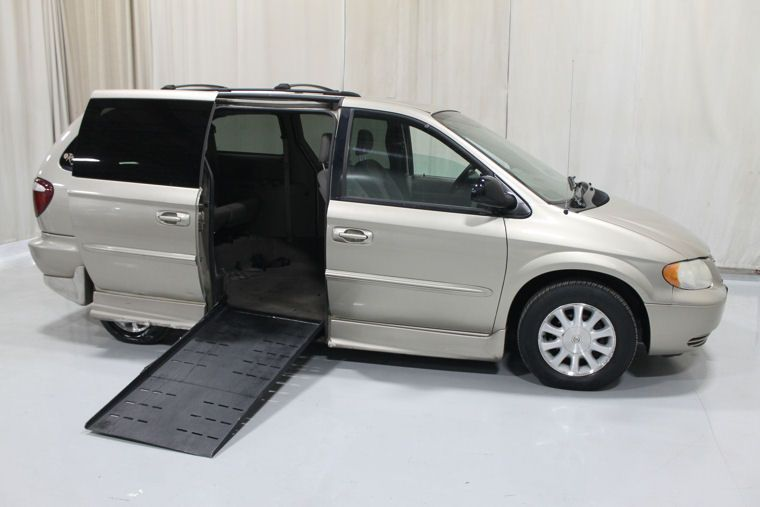 Wheelchair Vans For Sale Used Handicap Vans For Sale