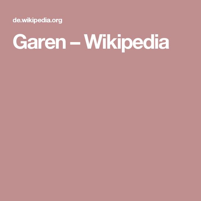 Garen – Wikipedia
