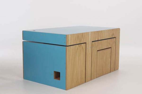 ReStyle Multifunctional Modular Furniture By James Howlett 2
