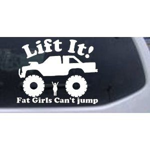 d2e0dbd2 lifted cause fat chicks cant jump. hahaha   Country & Southern Charm ...