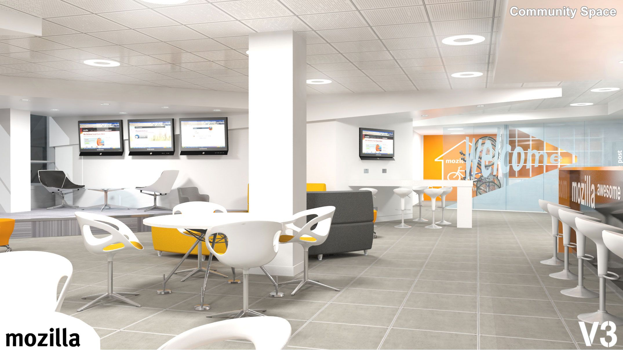 cool office space designs. Collaboration Space Design | Creating Productive Office Cool Designs D