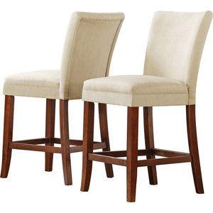 parson microfiber stools set of 2 peat decor ideas bar stools stool counter stools. Black Bedroom Furniture Sets. Home Design Ideas