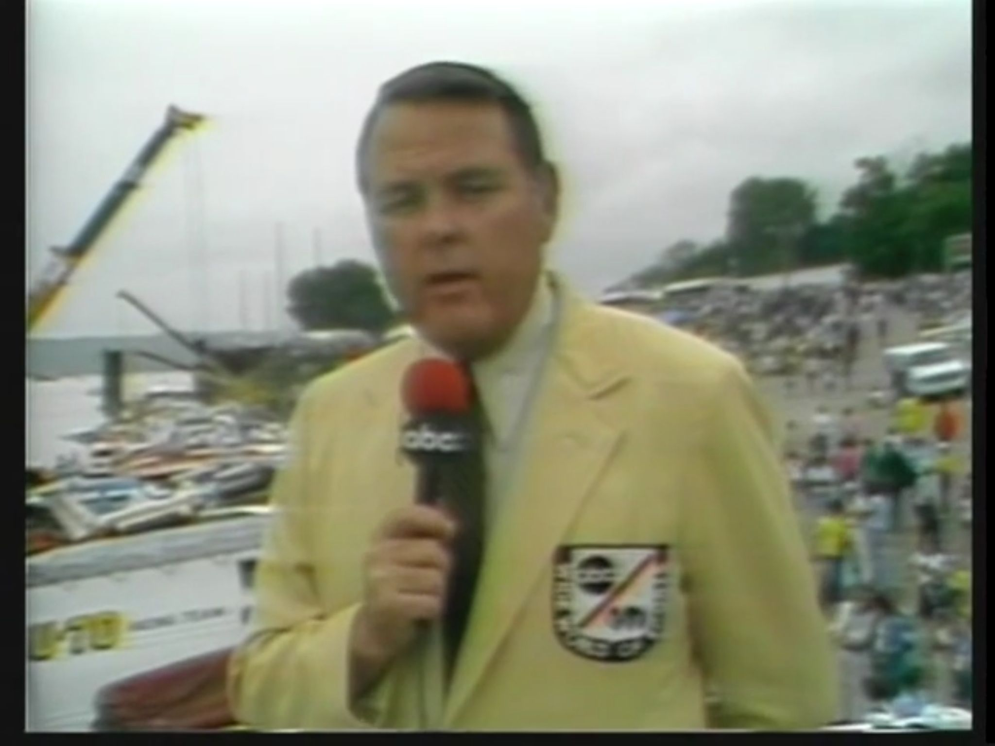 Keith Jackson on Wide World of Sports World of sports