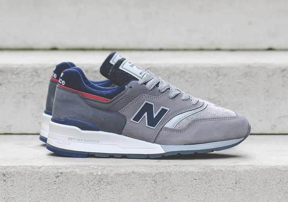best service 7ac88 69f6f Woolrich x New Balance 997 Collaboration | sneaker head ...