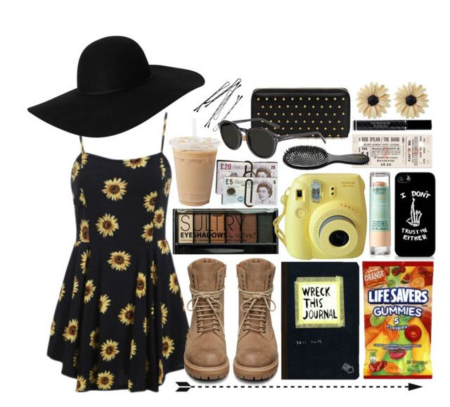 """""""summer trip"""" by alana221 ❤ liked on Polyvore featuring Monki, Urban Outfitters, Rick Owens, Rock 'N Rose, Alexander McQueen, Boohoo, Bumble and bumble, Cheap Monday, Christian Dior and summeroutfit"""