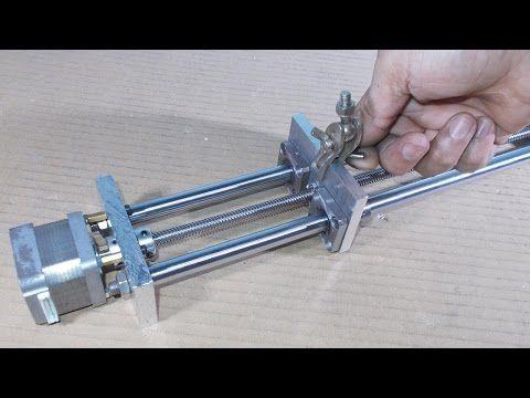 Homemade Professional Video DSLR Camera Sliders DIY Dolly ...