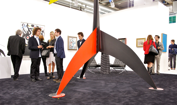 The 10 Best Booths of Art Basel 2012