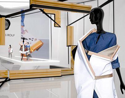 Viktor&Rolf - showroom
