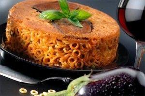 Anelletti al forno - Siciliafan
