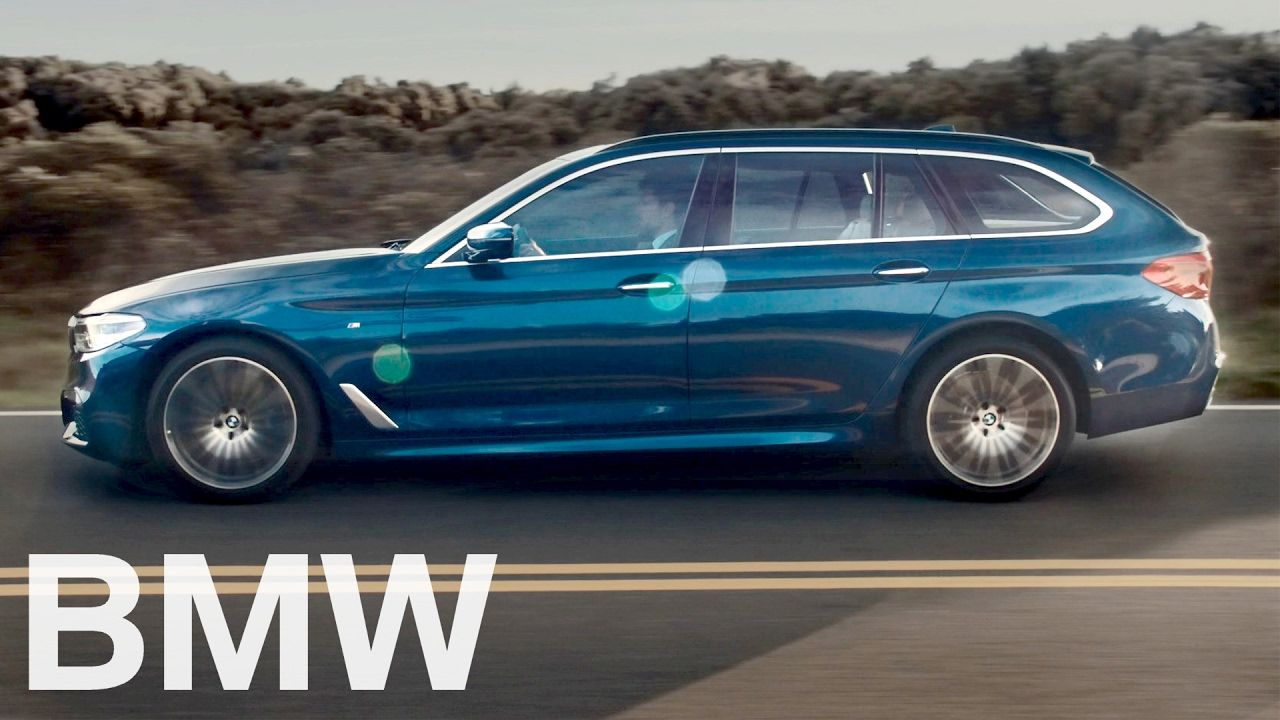 The All New Bmw 5 Series Touring Official Launchfilm Bmw New Bmw 5 Series Bmw 5 Series