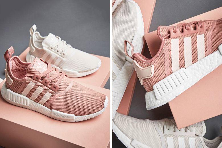 nmd r1 adidas womens raw pink