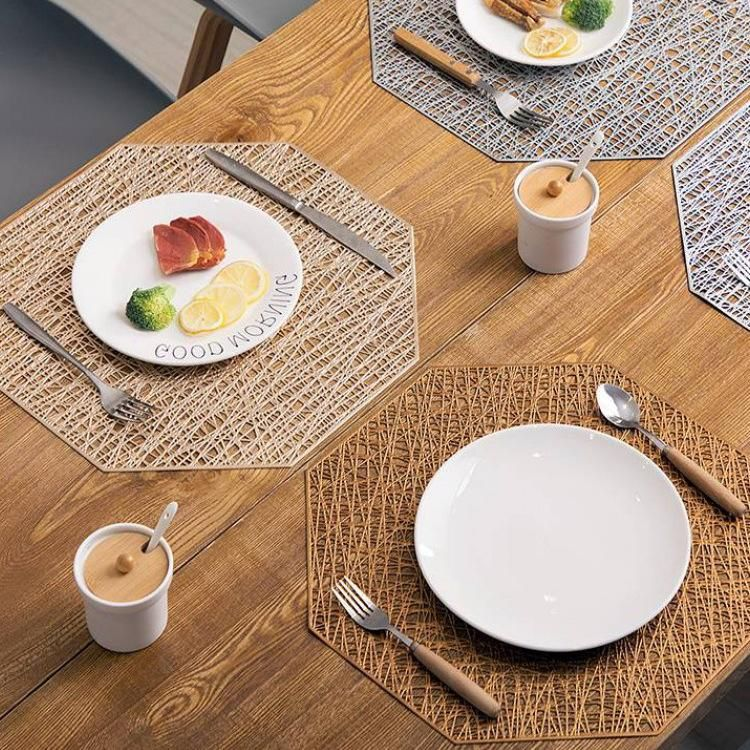 Looking For Giving Your Dining Table A Unique Look And Impress Your Guest Try These Creative Round Shape Designer Placemat In Go Dining Table Dining Placemats