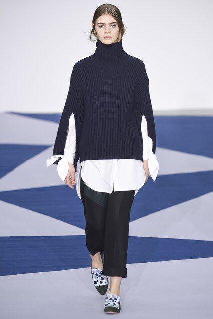394bda56ae Eudon Choi Fall 2016 Ready-to-Wear Fashion Show