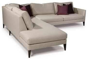 Notti Sectional From Thayer Coggin Contemporary Sectional Sofas Thayer Coggin Sofa Styling Sectional Sofa Contemporary Sectional Sofa