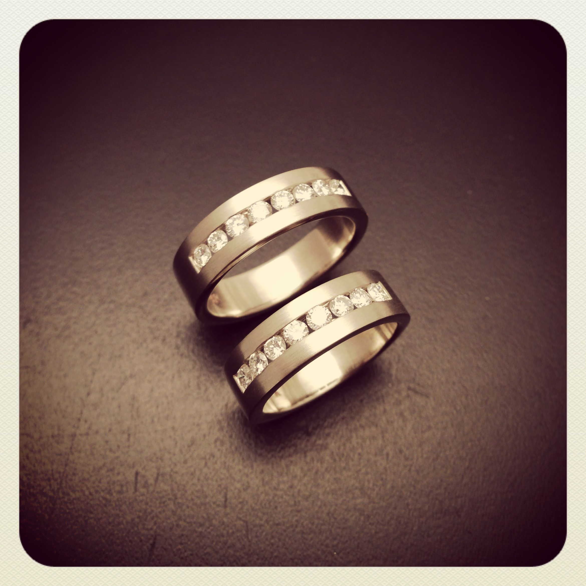 rings for equal rights... Wedding bells are ringing. Contact us at formia@live.com to discuss the special ring(s) you have in mind!