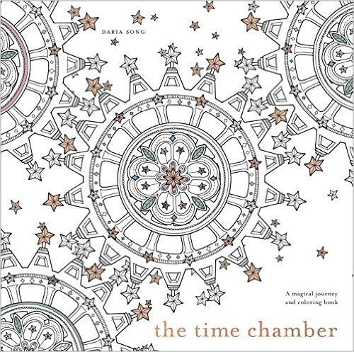 The Time Chamber A Magical Story And Coloring Book Daria Song 9781607749615