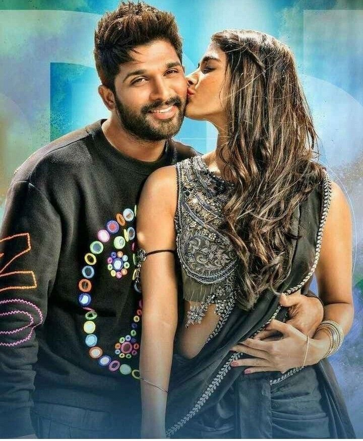 500+ stylest Allu Arjun new trading style amazing pictures ...