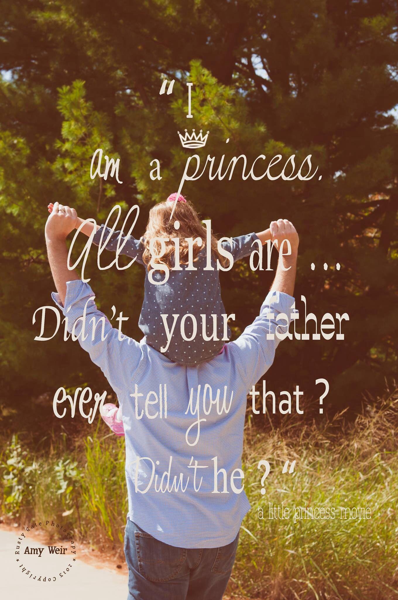 I Am A Princess Phoenix Photographer Princess Phoenix Daddys Girl