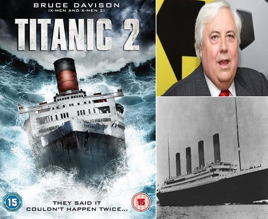 Billionaire Clive Palmer Plans To Build Titanic Ii In What Can Be
