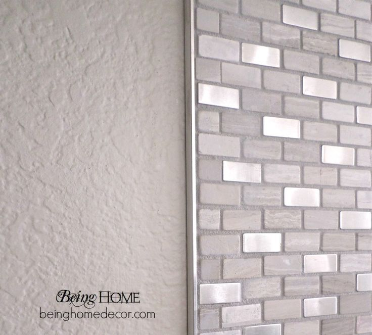 how to finish the edge of a backsplash Google Search For the