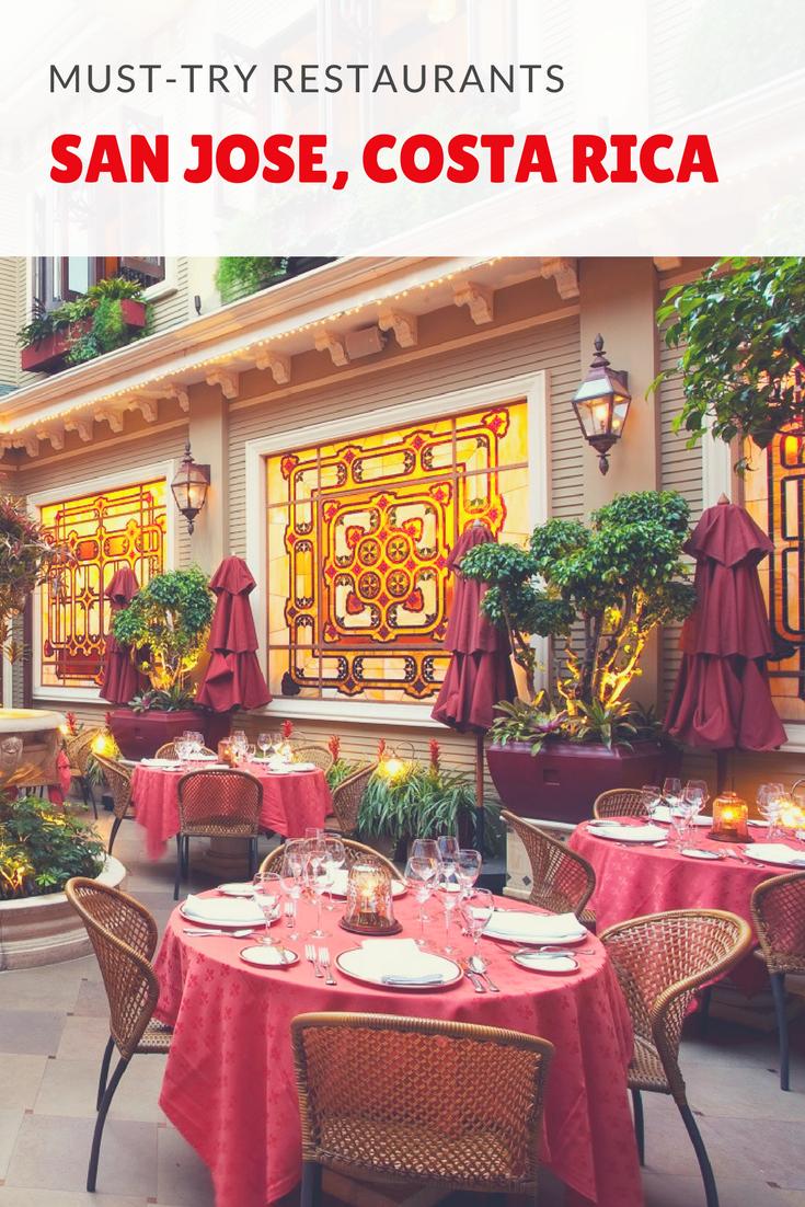 Five Delectable Culinary Experiences In San Jose Costa Rica